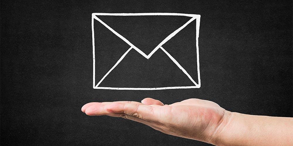 A chi scrivere la mail